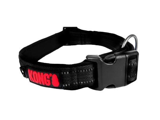 KONG Nylon Collars L Black