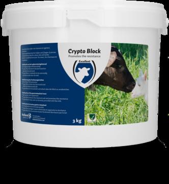 Crypto Block for calves