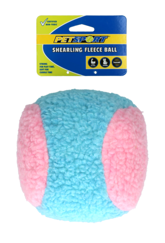 Shearling Fleece Ball